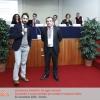 """Antonio Borri (Cofondatore Zenzero Comunicazione) e Andrea Gavazzoli (moderatore dell'evento) presentano il """"Premio di Studio Zenzero Lab"""""""