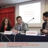 Silvia Mantovan (responsabile Zenzero Lab), Filippo Casaccio (Vice Direttore Consorzio del Formaggio Parmigiano-Reggiano), Andrea Gavazzoli (giornalista professionista e moderatore del Web Show 2013)