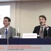 Filippo Casaccio (Vice Direttore Consorzio del Formaggio Parmigiano-Reggiano) e Andrea Gavazzoli (moderatore del Web Show 2013)