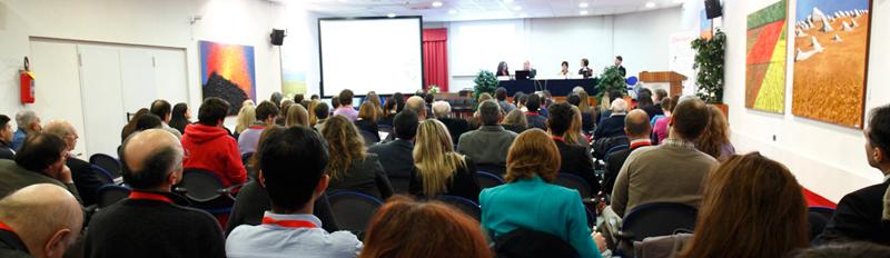 Web Show: la sala durante la quinta edizione